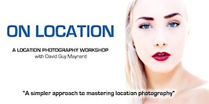 """ON LOCATION"" a Location Photography Workshop - Brick,..."