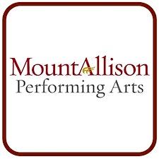 Mount Allison Performing Arts Series logo