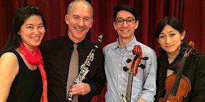 Hsu & Friends: CU Boulder Faculty Quartet :: Quatuor...