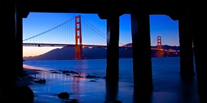 2hr Photography Walk next to GG Bridge (San Francisco)