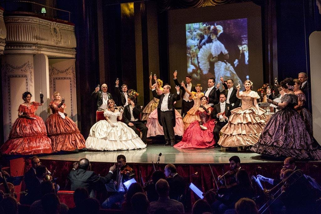 I Virtuosi dell'opera di Roma - La Traviata a