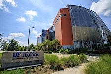 Campus Tours: UF  College of Pharmacy - Orlando Campus logo