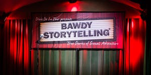 Bawdy Storytelling's 'Didn't See It Comin' (9/16 LATE...