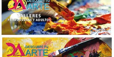 Dibujo y pintura en ONCE los martes y jueves de 10 a 12