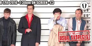 The Usual Suspects @TheRitzCinema