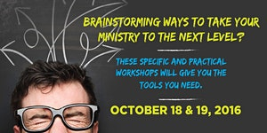 October 2016 WiredChurches.com Workshops