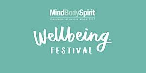 London Wellbeing Festival 2017