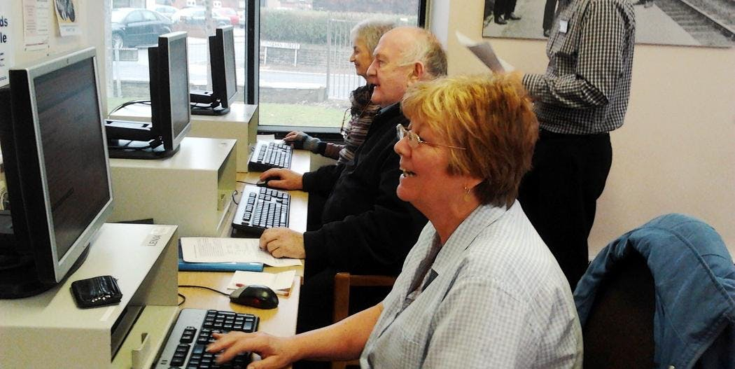Get online with Learn My Way (Lancaster) #dig