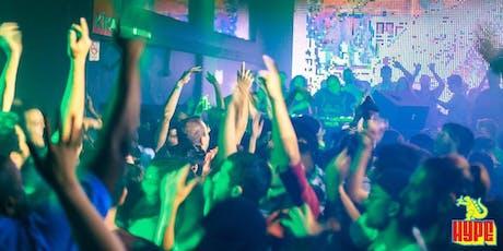 Fiesta HYPE! en Kika club entradas
