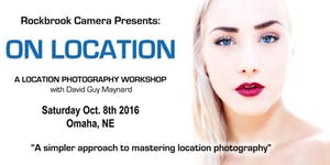 """ON LOCATION"" a Location Photography Workshop - Omaha,..."