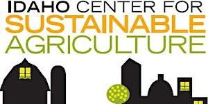 2016 ICSA Sustainable Agriculture Symposium