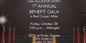 SABA DFW 1st Annual Benefit Gala