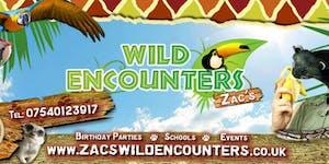 Zac's Wild Animal Show