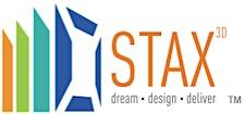 STAX3D logo