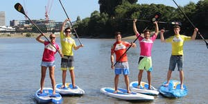 Stand up for Good Thames Challenge 2016