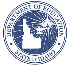 Idaho State Department of Education - EL/Migrant logo