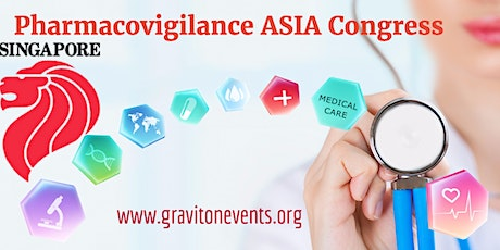 Pharmacovigilance ASIA Congress 2020 tickets