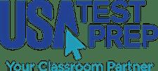 USATestprep logo