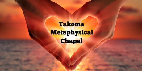 Takoma Metaphysical Chapel Sunday Service tickets
