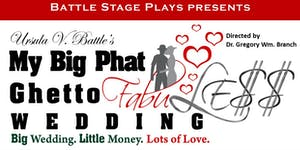 Ursula V. Battle's My Big Phat Ghetto FABULE$$ Wedding
