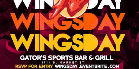 #Wingsday tickets