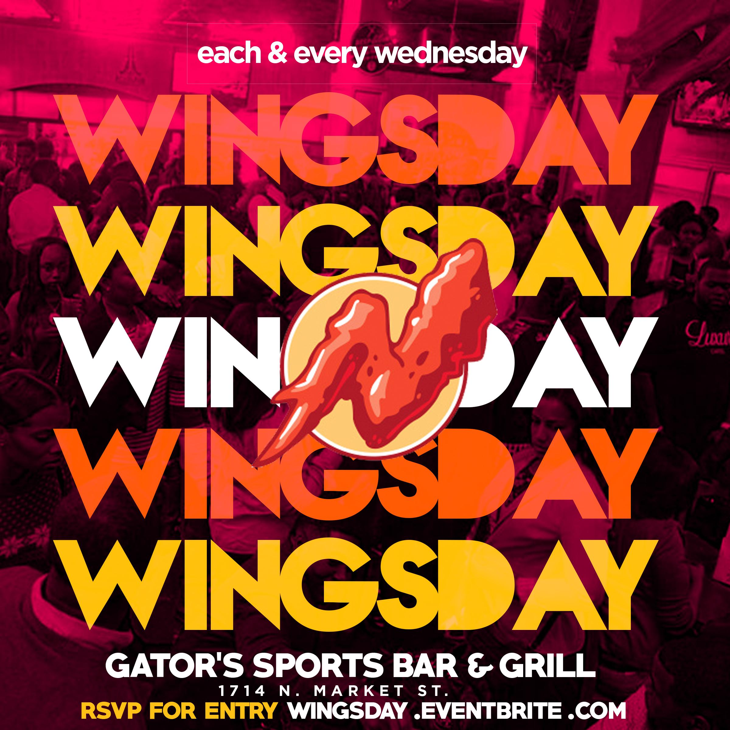 #Wingsday. #Wingsday
