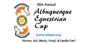 The 26th Annual Albuquerque Equestrian Cup