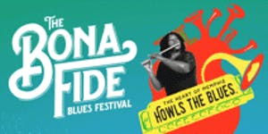 2016  Bona Fide Blues Festival