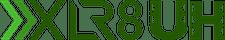 XLR8UH  logo