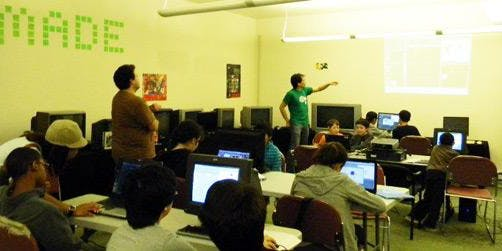 The Made - Scratch Video Game Programming for Kids