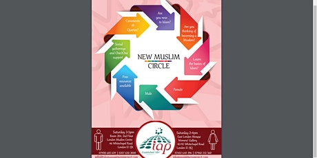 Learn about Islam! For new Muslim's / anyone interested in finding out more tickets