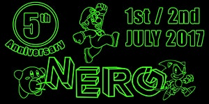 NERG 2017 - North East Retro Gaming 1st & 2nd July