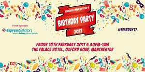 Forever Manchester's Birthday Party 2017