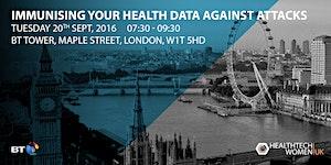 Immunising your Health Data against Attacks