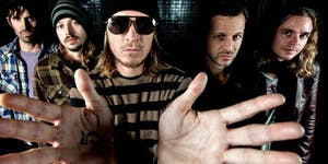 Puddle of Mudd  @ Ace of Spades