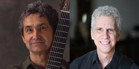 Steve Cardenas and Ricardo Peixoto: New York Meets Brazil tickets