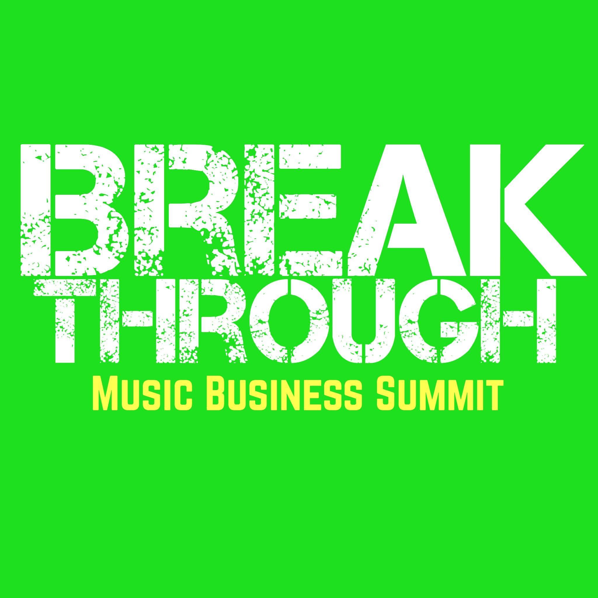 Breakthrough Music Business Summit London