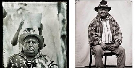 Just For Members - Mingle with Tintype Artists Ed Drew, Will Wilson, and CHS Managing Curator Erin Garcia tickets