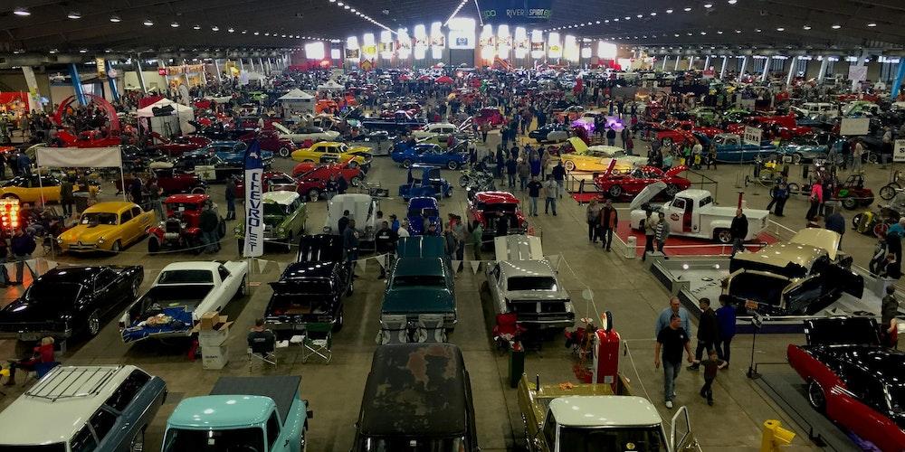 Darryl Starbird Car Show Tulsa Expo