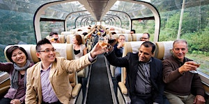 Rocky Mountaineer Dinner Event (31 Aug 2016, Wed 7pm)