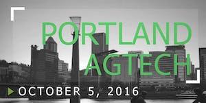 Portland AgTech Panel