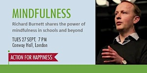Mindfulness for life - with Richard Burnett