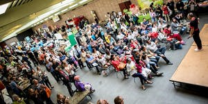 17th Annual World Veg Festival. The 2-day festival is...