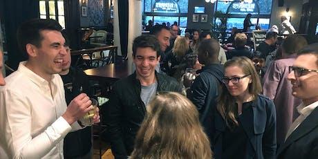 DRINKS SOCIAL: Meet New Cool Friends :) tickets