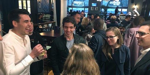 DRINKS SOCIAL: Meet New Cool Friends :)