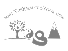 The Balanced Yoga logo
