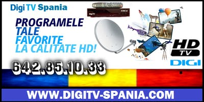 DIGI Tv Spania Madrid