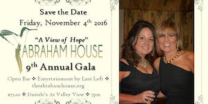 """2016 Abraham House """"A View of Hope"""" Gala"""