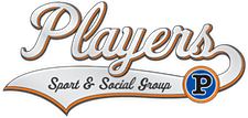 Players Sport & Social Group logo