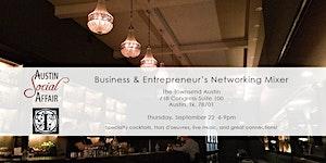 Austin Social Affair's Business & Entrepreneur...